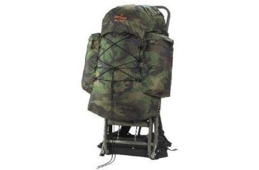 Silva Eureka Camo Moose Bag III w/2 Gear Pockets & Padded Shoulder Strap 2565260