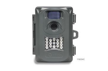 1-Simmons 4MP Whitetail Cam Grey w/Night Vision Trail Camera