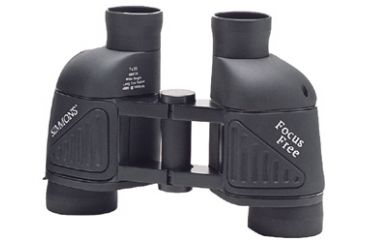 Simmons 7x35mm Focus-Free Binoculars - 864150 w/ Case