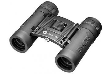 Simmons 8x21mm Pro Sport Roof Prism Compact Binoculars Black 899853