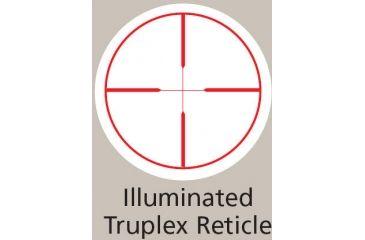 2-Simmons ProHunter 3-9x40 WA Matte Rifle Scope w/ Illuminated Truplex Reticle