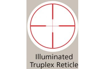 Simmons Master Series ProHunter 3-9x40 WA Matte Rifle Scope with Illuminated Truplex Reticle 517702