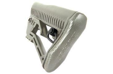 Sims Vibration Laboratories Tac-10 AR-15/M4 Adjustable Stock With Limbsaver Recoil Pad Tan