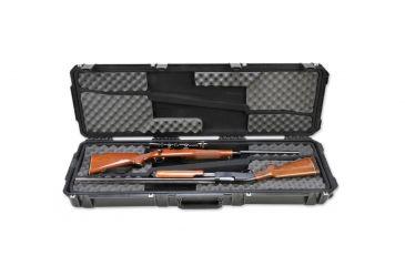 SKB Cases 50.50in.x14.50in.x6in. Long Gun Case, Black, 3I-5014-DR