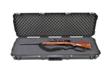 SKB Cases 50.50in.x14.50in.x6in. Single Rifle, Long Gun Case , Black, 3i-5014-6B-L