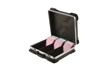 SKB Cases ATA Style Utility Case with dividers 17-1/4 x 17-1/4 x 5-3/4 1SKB-1717DJ