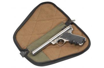 """SKB Cases 12"""" DRYTEK Handgun Bag - Black"""