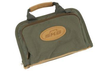 SKB Cases Rectangular DRYTEK Handgun Bag - Green