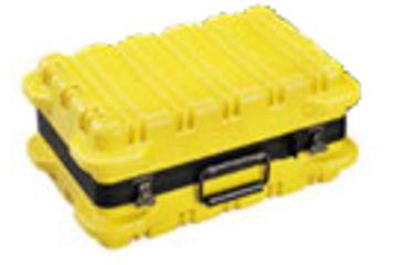 SKB Cases Heavy Duty Case without foam in yellow 17x11x8 8M1711-01