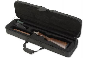 SKB Cases Hybrid Breakdown Shotgun Case 3409, Black, 34 X 11 X 7 2SKB-SC3409