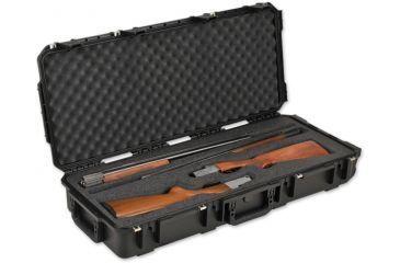 SKB Cases iSeries 3614 Double Custom Breakdown Shotgun Case, Black, 39 3/4 x 17 3/4 x 7 1/2 3i-3614-CBD