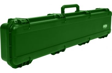 SKB Cases iSeries 4909-5 Waterproof Utility Case w/ layered foam in Military Green, 50 1/2 x 11 3/4 x 6 3i-4909-5M-L