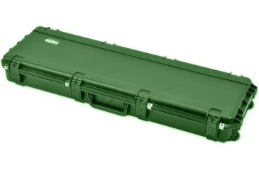 SKB Cases iSeries 5014-6 Waterproof Utility Case in Military Green, 53 1/8 x 17 1/4 x 7 3i-5014-6M-L