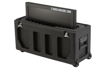 SKB Cases LCD Screen Case w/ Wheels and Handle 2026