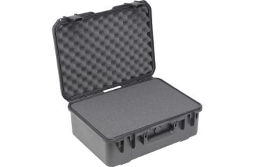 SKB Cases Mil-Std Waterproof Case - w/ Cubed Foam - 7inch Deep 18-1/2 x 13 x 7