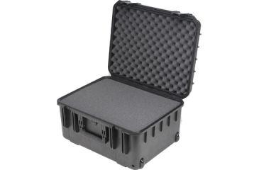 SKB Cases Mil-Std Waterproof Case 10-Inch Deep (w/ cubed foam, wheels and pull handle) 20-1/2 x 15-1/2 x 10
