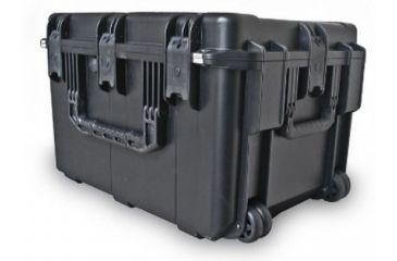 SKB Cases Mil-Std Waterproof Case 14in. Deep (w/ cubed foam, wheels & pull handle) 23 x 17 x 14 3I-2317-14B-C