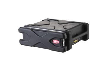 SKB Cases Roll-X 3U Rolling Mixer Rack RLX3