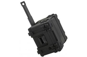 SKB Cases Roto Mil-Std Waterproof Case 14 Deep w/ cubed foam, pull handle and wheels 19 x 19 x 14-1/2 3R1919-14B-CW