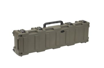 SKB Cases Rotomolded Waterproof Case 52 x 12 x 8 - Olive Drab Green