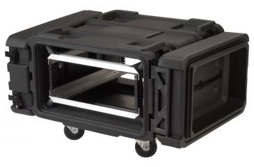 SKB Cases Roto Shock - 24 Deep 4U Roto Shock Rack 19 rackable x 24 deep x 7 high 3SKB-R904U24