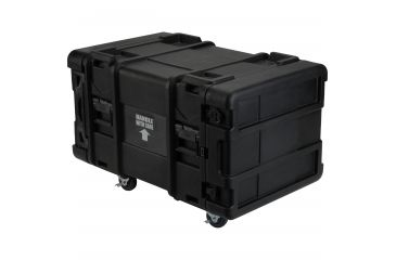 SKB Cases Roto Shock - 28 Deep 8U Roto Shock Rack 19 rackable x 28.3/4 deep x 14 high 3SKB-R908U28