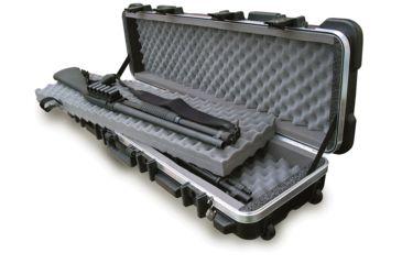 6-SKB Cases Short (40) Double Rifle Case