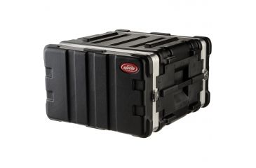 SKB Cases Standard 6U 19 Deep Rack 19 x 15-3/4 x 10.5 1SKB19-6U