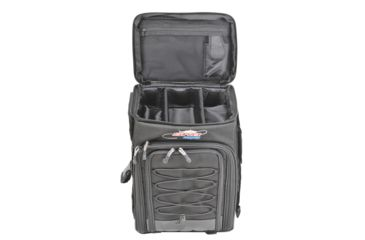 5-SKB Cases Stream-Tek Tak-Pak Fishing Backpack - Black