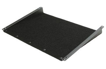 SKB Cases Velcro Rack Shelf For Slant Mount Racks, Black 1SKB-VS-2
