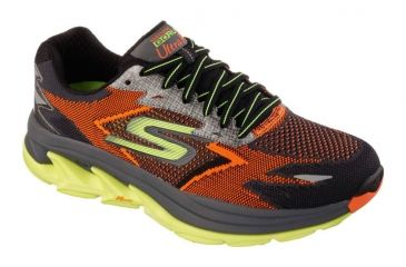 e7f86553174 Skechers GoRun Ultra R Road Running Shoe - Men s-Orange Lime-Medium-