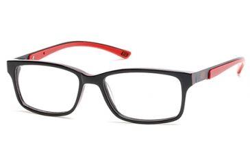 3df081395279 Skechers SE3169 Eyeglass Frames - Shiny Black Frame Color