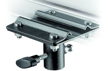 Sky Track Rail System Bracket with 5/8 inch Female and Clamps