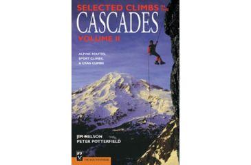 Slectd Clmbsin Cascade V.2 2e, Nelson & Potterfield, Publisher - Mountaineers Books