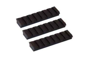 Slide Fire Solutions Rail Pack Includes Three 7 Slot Rail Sections 2.94 Inches Black