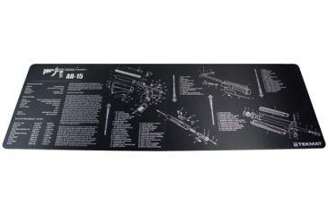 Slip 2000 Blueprint Gun Cleaning Mat 11x17 Inches For AR-15