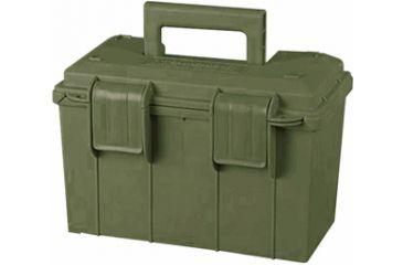 SmartReloader Ammo Box #50, Empty, OD-Green VBSR628