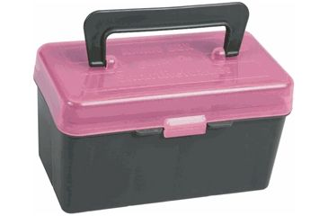 SmartReloader Carry-On Ammo Box Large, Pink with Foam Liner, Large VBSR631P