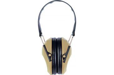 SmartReloader SR111 Standard Earmuffs, Desert-Tan VBSR00605