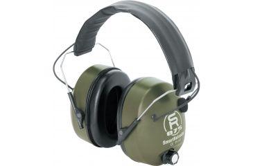 SmartReloader SR875 Electronic Earmuffs, OD-Green VBSR0071
