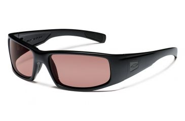 Smith Elite Hideout Tactical Sunglasses with Black Frames and Ignitor Lenses HDTPCIG22BK