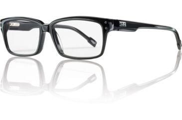 Smith Optics Intersection 3 Single Vision Prescription Sunglasses - Black Frame INTERSCTN3-807SV