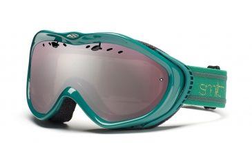 Smith Anthem Goggles, Emerald Bristol, Ignitor Mirror AN6IEB11