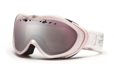 Smith Anthem Goggles, Paris Pink Baroque, Ignitor Mirror AN6IPP11