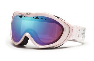 Smith Anthem Goggles, Paris Pink Baroque, Sensor Mirror AN6ZPP11