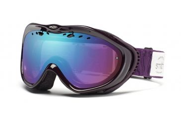 Smith Anthem Goggles, Shadow Purple Baroque, Sensor Mirror AN6ZSB11