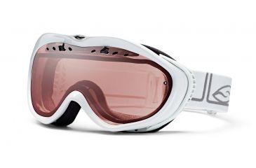 Smith Optics Anthem Ski Goggles - White Foundation - Ignitor Lens