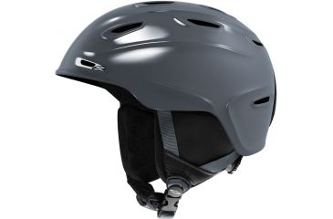 Smith Optics Aspect Helmet, Graphite, Large H13-ASGHLG