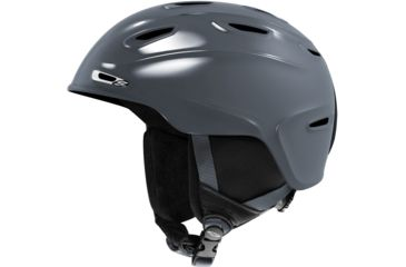 Smith Optics Aspect Helmet, Graphite, Medium H13-ASGHMD