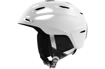 Smith Optics Aspect Helmet, White, Medium H13-ASWTMD